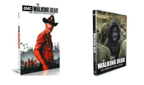 ~The Walking Dead Seasons 9 and 10 OR Individual Seasons (DVD) NEW IN STOCK!!!