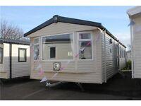 Swift Loire 2017 HAVEN Caravan 3 bedrooms 35x12 2017 Site Fees Included Filey Scarborough