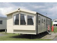 Willerby Salsa Eco 2014 Static Caravan 3 bedrooms 35x12 2017 Site Fees Included Filey Scarborough