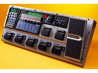 DIGITECH GNX4 GUITAR WORKSTATION 8 TRACK REC LOOPER & DRUMS