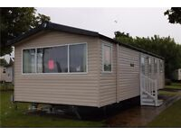 Pre-owned Double Glazing Central Heated Static Caravan, Seton Sands Holiday Park Edinburgh