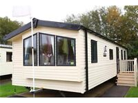 Willerby Salsa Eco 2016 Static Caravan 3 bedrooms 35x12 2017 Site Fees Included Filey Scarborough