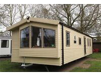 ** Cheap ** Double glazed 3 bedroom static caravan for sale, Haggerston Castle, Stunning pitch
