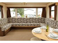 BEAUTIFUL STATIC CARAVAN FOR SALE WITH NO SITE FEE'S TILL 2018