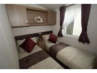 Craig Tara Deluxe Caravan and Mon to Fri or Fri to Mon **£250**