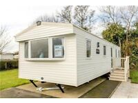 Static caravan for sale Seton Sands BRAND NEW EH320QF Edingburgh Prestonpans