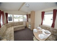 Perfect caravan to get you on the perfect park with stunning views and activities for all ages