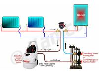 plumbing BOILER FLUSH special offer