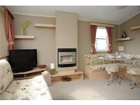 Modern Family Holiday Home Static Caravan For Sale nr Bridlington in East Yorkshire with Sea Views