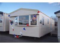 ABI Horizon 2013 Static Caravan HAVEN 2 bedrooms 33x12 2017 Site Fees Included Filey Scarborough