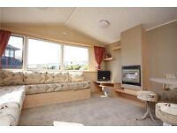 Includes site fees Willerby Salsa 2010 2 bed Caravan @ Allhallows Haven near Rochester in Kent