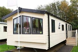 Willerby Salsa Eco 2016 HAVEN Caravan 3 bedrooms 35x12 2017 Site Fees Included Filey Scarborough