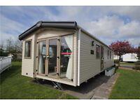 ABI Haywood 2014 HAVEN Caravan 3 bedrooms DECKING! 38x12 2017 Site Fees Included Filey Scarborough