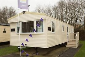 ABI Horizon 2016 HAVEN REDUCED Caravan 3 bedrooms 35x12 2017 Site Fees Included Filey Scarborough