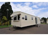 **Perfect** 12ft Wide Pre-owned Caravan for sale, Haggerston Castle Holiday park, Berwick upon tweed