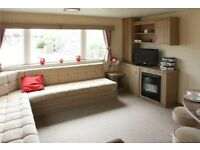 Caravan to let at Blue dolphin Filey