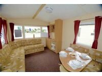 FOR SALE ON AMAZING HOLIDAY PARK THIS 2011 STARTER CARAVAN WITH START UP PACK