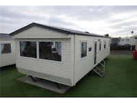 Atlas Moonstone 2016 Static Caravan 3 bedrooms 36x12 2017 Site Fees Included Filey Scarborough