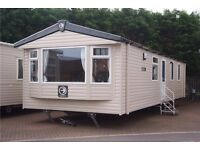 *Stunning* Double glazed central heated, 3 Bedroom, Haggerston Castle holiday park, Berwick