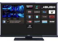 "Bush DLED32265 32"" HD READY SMART WIFI LED TV"