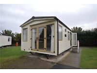 *clearance* Preowned static caravan for sale, Double glazing central heating, Haggerston Castle