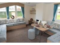 Seton sands haven park 2&3 bed caravans Dog friendly