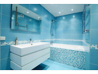 bathrooms, kitchen and floor tails, laminate floors, painting and decoration works.