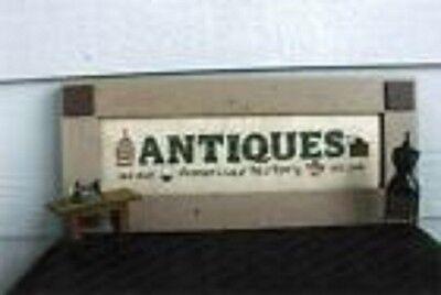 ANTIQUES AMERICA'S HISTORY SAMPLER-CROSS STITCH-POPPY KREATI