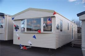 ABI Horizon 2013 Static Caravan HAVEN 2 bedrooms 36x12 Site Fees Included Filey Scarborough