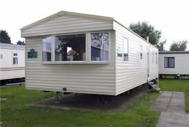 Deluxe static caravan Site Fees until 2019
