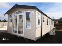 Craig Tara Holiday Home Caravan Swift Bordeaux*NEW* 2bed*voted AA Holiday Park of the year 2016