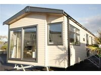 Swift Antibes 2017 HAVEN Caravan 2 bedrooms DECKING! 38x12 2017 Site Fees Included Filey Scarborough