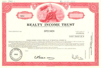 Realty Income Trust