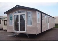 Swift Bordeaux 2014 Static Caravan 3 bedroom REDUCED 40x12 2017 Site Fees Included Filey Scarborough
