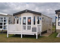 ABI Hartfield 2014 Static Caravan 3 bedrooms 38x12 2017 Site Fees Included Filey Scarborough