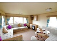 Brand new caravan on stunning holiday park with direct beach access, indoor&outdoor heated pools