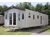 *Nearly new* Double glazed central heated caravan for sale, Haggerston castle, Berwick upon tweed