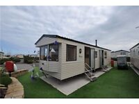 HOLIDAY STATIC FOR SALE SITED ON EASINGTON BEACH