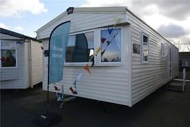 ABI Horizon 2012 Static Caravan HAVEN 3 bedrooms 36x12 Site Fees Included Filey Scarborough