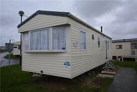ABI Vista 2011 HAVEN Caravan 2 bedrooms 28x10 2017 Site Fees Included Filey Scarborough