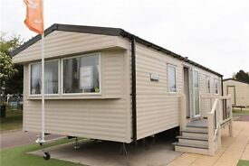 Willerby Seasons 2017 HAVEN Caravan 3 bedrooms 37x12 2017 Site Fees Included Filey