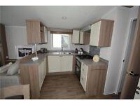 Late availability 22nd July 3 bedrooms Deluxe Caravan Craig Tara £450