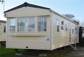 3 Bedroom Double Glazed & Central Heated Static Caravan For Sale Private By Owner