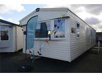 ABI Horizon 2012 Static Caravan HAVEN 3 bedrooms 36x12 Site Fees Included Filey Scarborough
