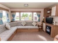 2015 3 Bedroom Cheap Static Caravan inc Site Fees, Rates, Insurance. North Wales. Dog Friendly.