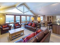Luxury lodge rental Cameron House Loch Lomond