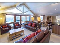5* Luxury Lodge Rental cameron house Loch Lomond