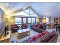 Fabulous 5* Luxury Lodge Rental Loch Lomond Near Glasgow