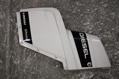 Seitenverkleidung links weiß Quadix Trooper 800 UTV Diesel B-WARE