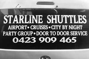 STARLINE SHUTTLE BUS Wakeley Fairfield Area Preview
